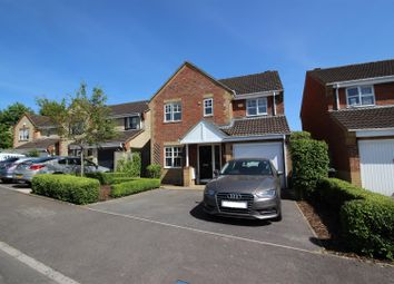Thumbnail 4 bed detached house for sale in Saxby Road, Chippenham
