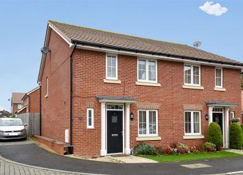 Thumbnail 3 bed semi-detached house for sale in St. Mawes Close, Croxley Green, Rickmansworth
