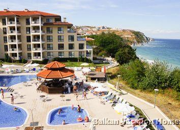 Thumbnail Apartment for sale in Beachfront Apartment In, Byala Beach Resort, Bulgaria