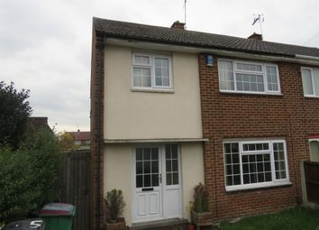 Thumbnail 3 bed semi-detached house for sale in Moyra Drive, Arnold, Nottingham