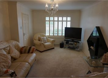 Thumbnail 4 bed detached house for sale in Rheidol Drive, Barry