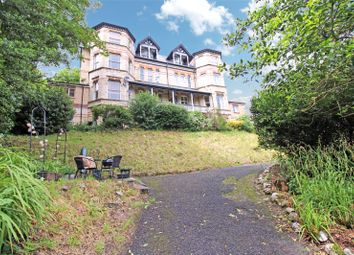Thumbnail 2 bedroom flat for sale in Torrs Park, Ilfracombe