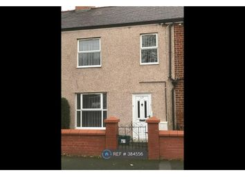 Thumbnail 3 bed terraced house to rent in Rivulet Road, Wrexham