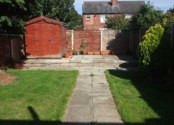 Thumbnail 2 bed semi-detached house to rent in Bishops Gardens, Ellesmere Port