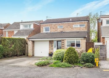 Thumbnail 3 bed detached house for sale in Lloyd Close, Hampton Magna, Warwick