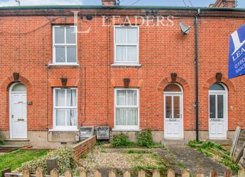 Thumbnail 3 bedroom terraced house to rent in Marlborough Road, Norwich