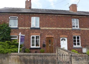 Thumbnail 2 bed terraced house for sale in Hadley Park Road, Leegomery, Telford