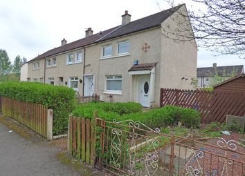 Thumbnail 2 bed end terrace house for sale in Burn Crescent, Motherwell