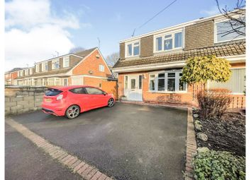 3 bed semi-detached house for sale in Elmwood Drive, Stoke-On-Trent ST11