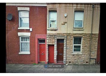 Thumbnail 2 bed terraced house to rent in Eldon Street, Preston