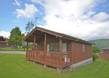 Thumbnail 2 bed lodge for sale in Hafton, Hunters Quay Holiday Village, Dunoon