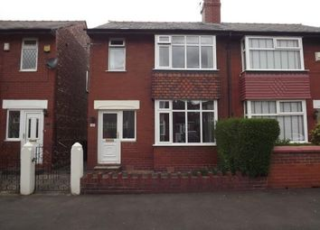 Thumbnail 3 bed semi-detached house for sale in Penrhyn Road, Edgeley, Stockport, Greater Manchester