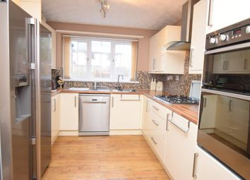 Thumbnail 4 bed detached house for sale in Oakridge Close, Hamilton, Leicester