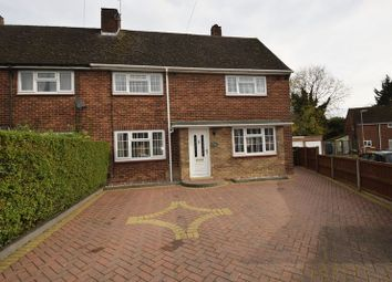 Thumbnail 3 bed semi-detached house for sale in Woodlands Avenue, Houghton Regis, Dunstable