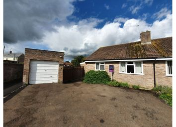 Thumbnail 2 bed semi-detached bungalow for sale in Linkhay Close, Chard