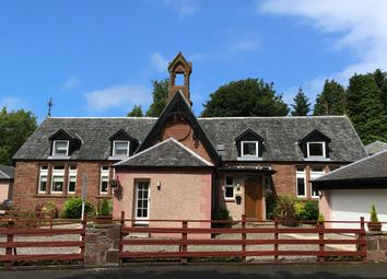 Thumbnail 4 bed link-detached house to rent in Main Street, Killearn, Glasgow