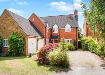 Thumbnail 5 bed detached house for sale in Cherry Fields, Cropredy, Banbury