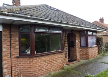 Thumbnail 4 bed bungalow for sale in City View Road, Hellesdon, Norwich