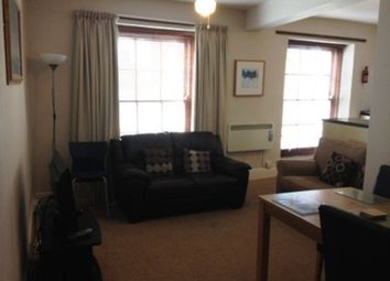 Thumbnail 2 bed flat to rent in Flat 5, Cheltenham House, Tudor Square, Tenby