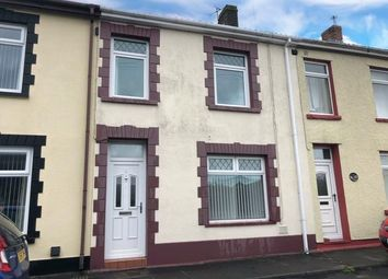 Thumbnail 3 bed terraced house to rent in Fairview Terrace, Abercynon, Mountain Ash