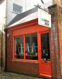 Thumbnail Restaurant/cafe for sale in Church Lane, Barnstaple