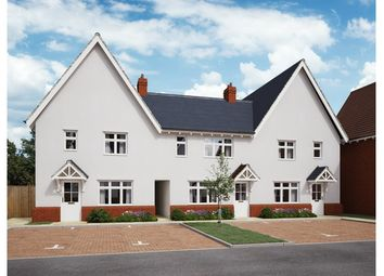 Thumbnail 3 bed terraced house for sale in Blackwell Close, Swindon