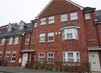 Thumbnail 4 bed town house to rent in Holywell Drive, Warrington