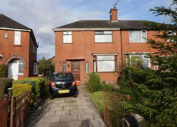 Thumbnail 2 bed semi-detached house for sale in Curzon Road, Burslem, Stoke-On-Trent