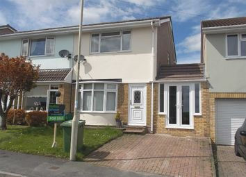 Thumbnail 2 bed semi-detached house for sale in St. Andrews Road, Penycoedcae, Pontypridd