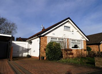 Thumbnail 2 bed bungalow for sale in Lea Avenue, Goostrey, Cheshire.