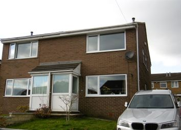Thumbnail 3 bed semi-detached house to rent in Foxcroft Drive, Rastrick, Brighouse