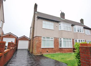 Thumbnail 3 bed semi-detached house for sale in Gateacre Vale Road, Woolton, Liverpool