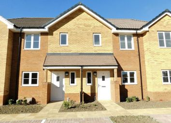 Thumbnail 2 bed terraced house for sale in Steamer Croft, Langford, Beds