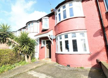 Thumbnail 4 bed terraced house to rent in West Green Road, London