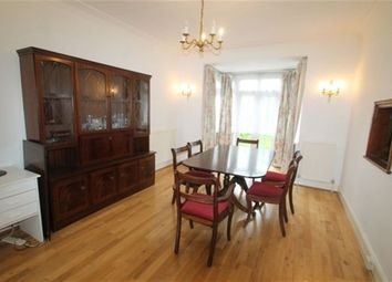 Thumbnail 4 bed semi-detached house to rent in Wentworth Park, London