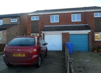 Thumbnail 3 bed semi-detached house to rent in Buttercup Close, Lowestoft