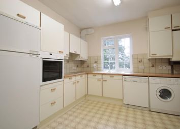 Thumbnail 3 bed flat to rent in Hersham Road, Walton-On-Thames