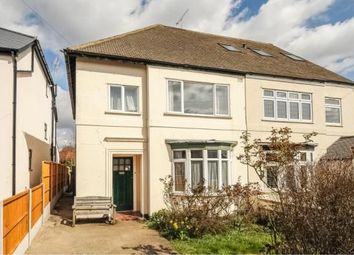 Thumbnail 3 bed semi-detached house for sale in Churchfields, Loughton, Essex