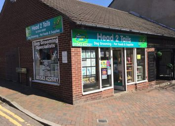 Thumbnail Retail premises for sale in Market Street, Hednesford, Cannock
