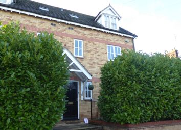 Thumbnail 3 bed town house for sale in Ryhall Road, Stamford