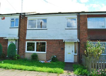 Thumbnail 5 bed terraced house for sale in Knowlton Walk, Canterbury, Kent