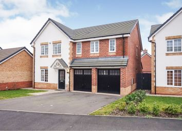 Thumbnail 5 bed detached house for sale in Trent Way, Shifnal