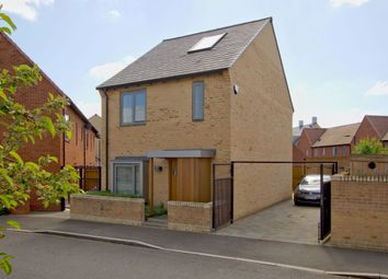 Thumbnail 3 bed detached house for sale in Banner Road, Trumpington, Cambridge