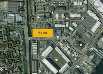 Thumbnail Land for sale in Cattle Market Road, Nottingham