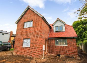 Thumbnail 4 bedroom detached house for sale in Wickhambrook, Newmarket, Suffolk