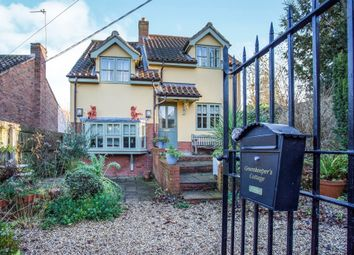 Thumbnail 3 bed detached house for sale in Great Back Lane, Debenham, Stowmarket