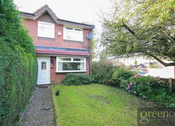 Thumbnail 3 bed end terrace house to rent in Alderside Road, Manchester