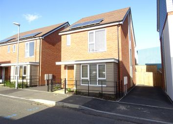 Thumbnail 3 bed detached house for sale in Buckthorn Road, Coalville, Leicestershire