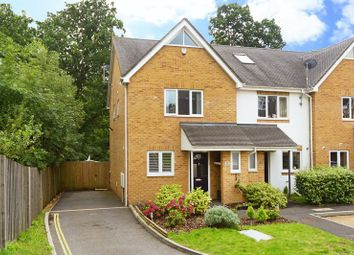 Thumbnail 3 bed end terrace house for sale in Olivia Close, Corfe Mullen