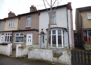 Thumbnail 3 bed end terrace house for sale in Wedderburn Road, Barking